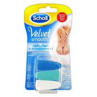 Scholl 'Velvet Smooth Sublime Nails' Replacement Kit - 3 Units
