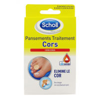 Scholl Coricidal Patches for Corns