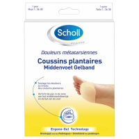 Scholl 'T1 (36-38)' Coussin Plantaire