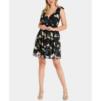 Adrianna Papell Women's 'Fit & Flare' Dress