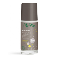 Melvita Déodorant Roll On 'Homme 24H' - 50 ml