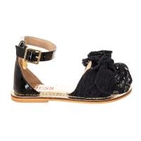 Guess Shoes Kids Girl's Ankle Strap Sandals