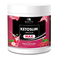 Biocyte 'Ketoslim Max' Nutritional supplement - 20 Units, 14 g