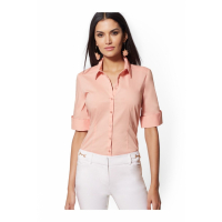 New York & Company 'French Cuff Madison Stretch' Hemd für Damen