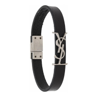 Saint Laurent Men's 'Logo' Bracelet