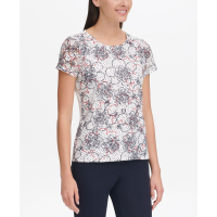 Tommy Hilfiger Women's 'Floral' Top
