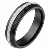 Prestige Palace 'One Way Black' Ring
