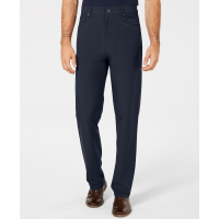 DKNY Men's 'Slim-Fit Stretch Tech' Trousers