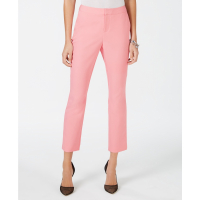 INC International Concepts Women's 'I.N.C. Cropped Straight-Leg' Trousers