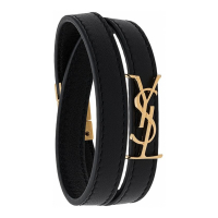 Saint Laurent 'Opyum double wrap' Bracelet