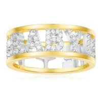 Apm Monaco 'Fun crazy love' Ring