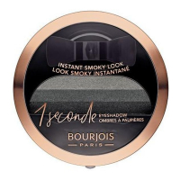 Bourjois 'Stamp It Smoky' Lidschatten - #001-Black On Track 7.3 g