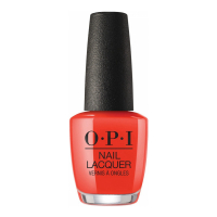 OPI Nagellack - #A Red-Vival City 15 ml