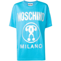 Moschino Double Question Mark' T-Shirt