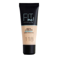 Maybelline 'Fit Me Matte+Poreless' Foundation - #118-nude