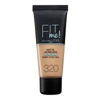 Maybelline 'Fit Me Matte+Poreless' Foundation - #320-natural tan