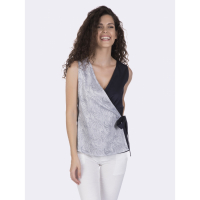 Giorgio di Mare Women's Sleeveless Blouse