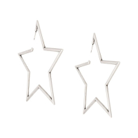 Saint Laurent Women's 'Star design' Earrings