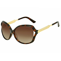Gucci Women's 'GG0076S 003 60' Sunglasses