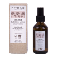 Phytorelax Huile sèche 'Coconut Nourishing & Enveloping' - 100 ml