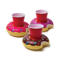 Big Mouth 'Donuts' Pool Float - 3 Pieces