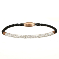 Unlimited Luxury Creation Bracelet 'Only One Leather'