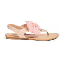 G by Guess Women's 'Cassi Embellished Bow' Sandals