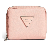 Guess 'Abree Small Zip Around' Wallet