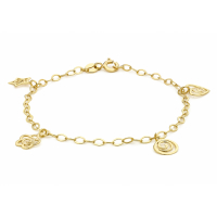 Golden Moments Armband