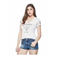 Guess Women's 'Hawaii City' T-Shirt