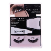 Ardell 'Starter' Fake Lashes Set - 101 Demi Black 3 Pieces
