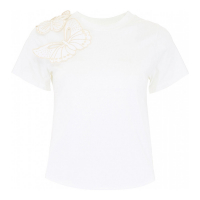 See By Chloé Women's 'Butterfly' T-Shirt