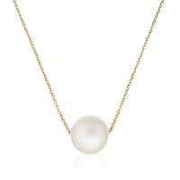 Or Bella 'Single Pearl' Necklace