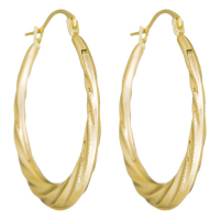 By Colette Women's 'Créoles Lana' Earrings