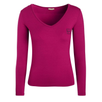 Byblos Women's 'Slightly body shaped' Long sleeve top