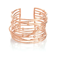 Rivka Friedman Women's 'Wrapped Knotted' Arm Cuff