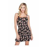 Guess Women's 'Ginger Smocked Floral' Dress