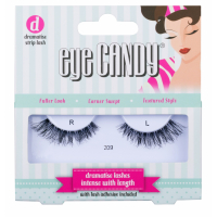 Eye Candy Faux cils 'Strip Lash' - 209 (Dramatise)
