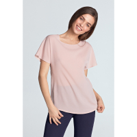 Nife Women's Short sleeve Blouse