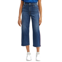 Levi's Women's 'Mile High Cropped Wide-Leg' Jeans