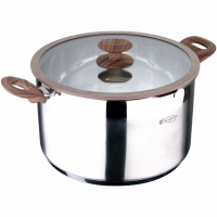 Cook & Chef 'Chrome' Pot