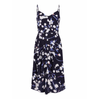 ISKA 'Blossom Print High Low' Kleid für Damen