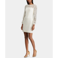LAUREN Ralph Lauren Women's 'Floral Lace' Dress