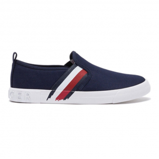 Men's 'Junna Painted Stripe' Slip-on Sneakers