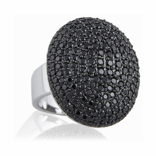 Women's 'Pozzolo Oval' Ring