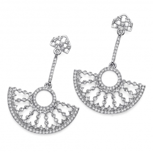 Women's 'Award' Earrings