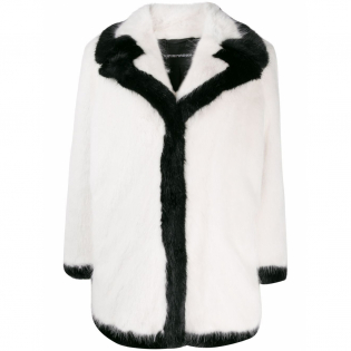 Women's 'Contrast' Coat