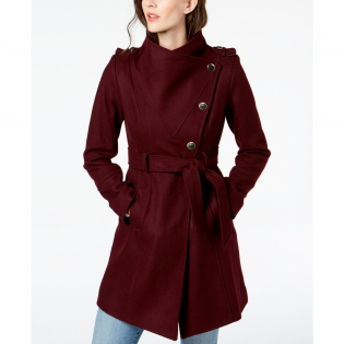 Women's 'Asymmetrical' Coat