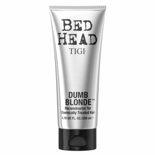 'Bed Head Dumb Blonde Reconstructor' Conditioner - 200 ml
