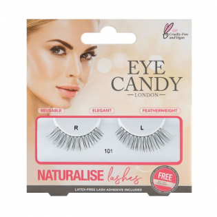 'Naturalise' Fake Lashes - 101